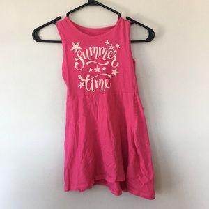 3/$20 Bella & Birdie Summertime Dress Girls Size S